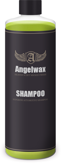 Angelwax superior car shampoo has a ph of 7