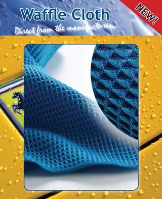 Paragon Blue Drying Towel