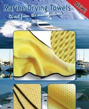 Paragon Yellow Drying Towel